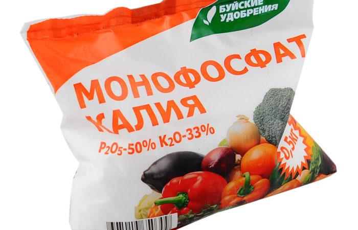 Удобрение монофосфат калия