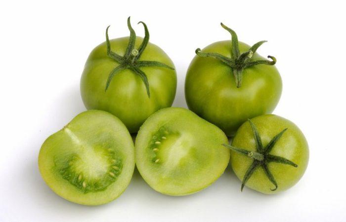 Четыре зеленых помидора